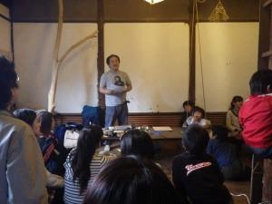 親子環境教室
